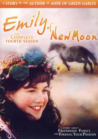 Emily of New Moon: Season 4 DVD Movie