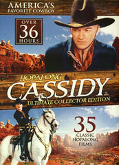 Hopalong Cassidy Ultimate Collector's Edition (35 Classic Hopalong Films) (Boxset)