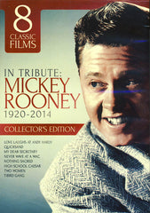 In Tribute - Mickey Rooney Collector's Edition (8 Classic Films)