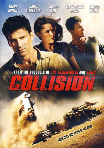 Collision (Bilingual) DVD Movie