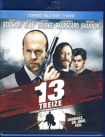 13 (Blu-ray+DVD)(Bilingual)(Blu-ray) BLU-RAY Movie