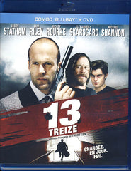13 (Blu-ray+DVD)(Bilingual)(Blu-ray)
