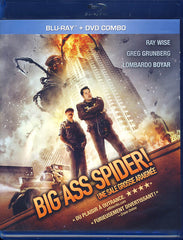 Big Ass Spider! (Blu-ray+DVD)(Bilingual)(Blu-ray)