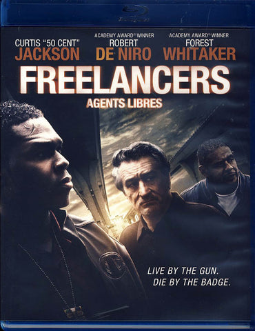 Freelancers (Bilingual)(Blu-ray) BLU-RAY Movie