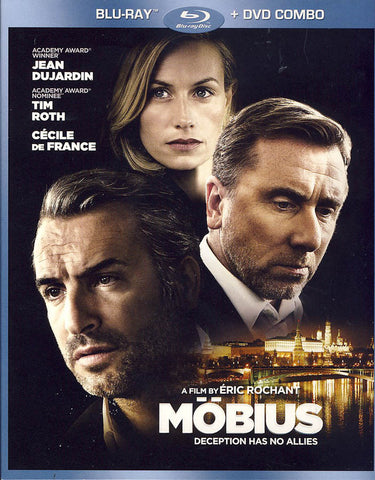Mobius (Blu-ray+DVD)(Bilingual)(Blu-ray) BLU-RAY Movie