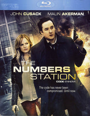 The Numbers Station (Bilingual)(Blu-ray)