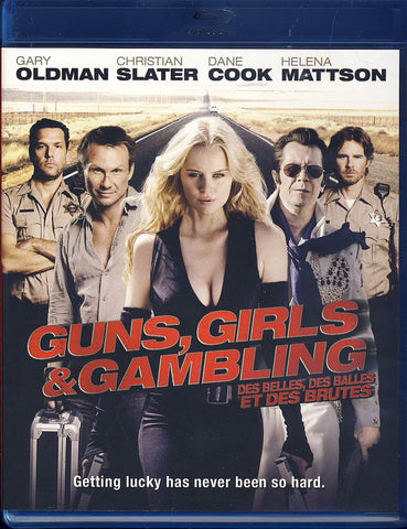 Guns, Girls and Gambling (Bilingual)(Blu-ray) BLU-RAY Movie