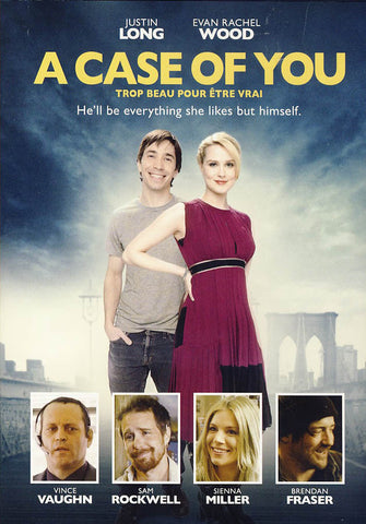 A Case of You (Bilingual) DVD Movie