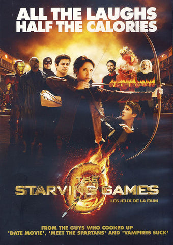 The Starving Games (Bilingual) DVD Movie