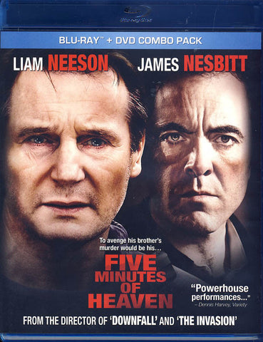Five Minutes of Heaven (Blu-ray+DVD)(Blu-ray) BLU-RAY Movie