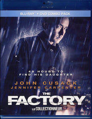 The Factory (Blu-ray+DVD)(Bilingual)(Blu-ray)