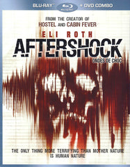 Aftershock (Blu-ray+DVD)(Bilingual)(Blu-ray)