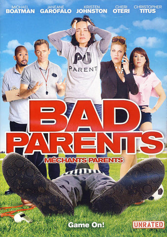 Bad Parents (Bilingual) DVD Movie