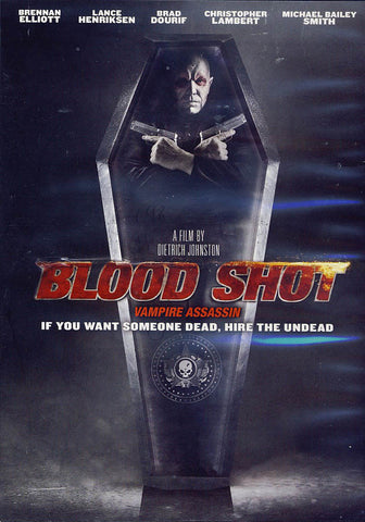 Blood Shot (Bilingual) DVD Movie