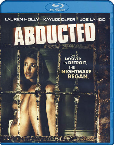 Abducted (Blu-ray) BLU-RAY Movie