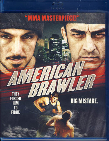 American Brawler (Blu-ray) BLU-RAY Movie