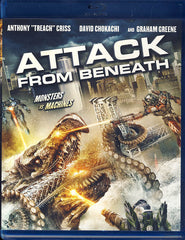 Attack From Beneath (Blu-ray)