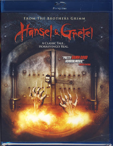 Hansel & Gretel (Blu-ray) BLU-RAY Movie