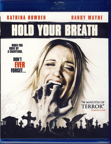 Hold Your Breath (Blu-ray) BLU-RAY Movie
