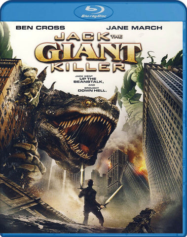 Jack the Giant Killer (Blu-ray) BLU-RAY Movie
