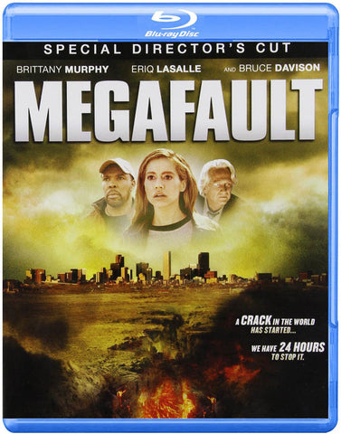 Megafault (Blu-ray) BLU-RAY Movie