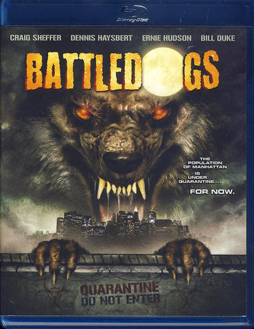 Battledogs (Blu-ray) BLU-RAY Movie