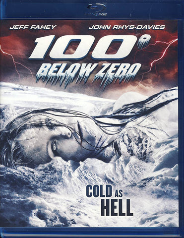 100 Below Zero (Blu-ray) BLU-RAY Movie