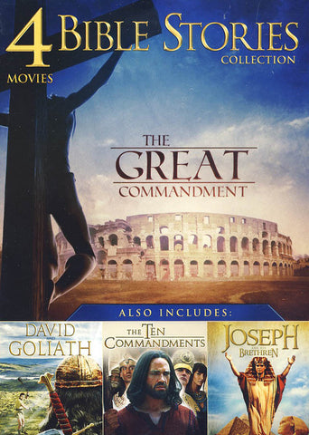 Bible Stories Collection (Value Movie Collection) DVD Movie