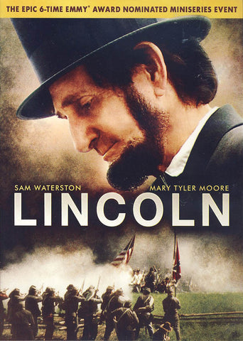 Gore Vidal's Lincoln (Mini-Series) DVD Movie