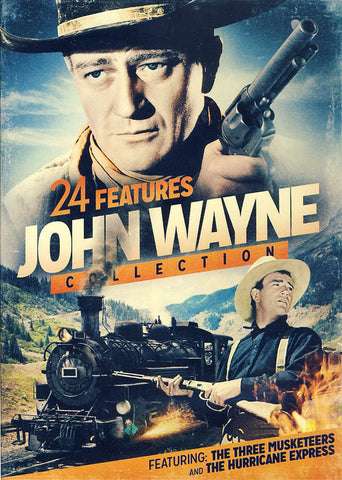 John Wayne Collection (The Serials)(Value Movie Collection) DVD Movie