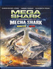Mega Shark Vs Mecha Shark (Blu-ray) BLU-RAY Movie
