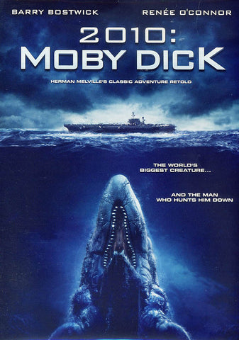 2010: Moby Dick DVD Movie