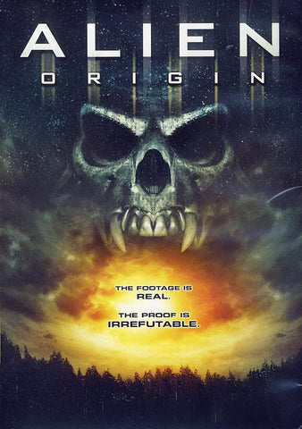 Alien Origin DVD Movie