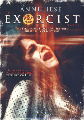 Anneliese: The Exorcist Tapes DVD Movie
