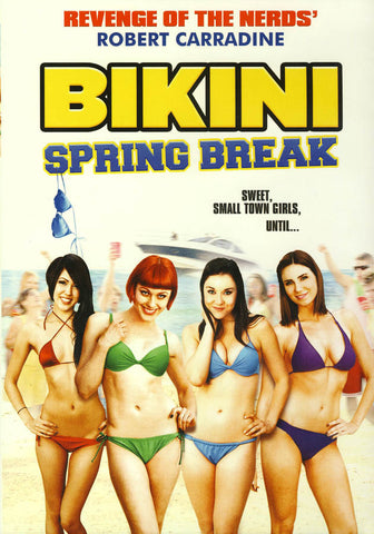 Bikini Spring Break DVD Movie