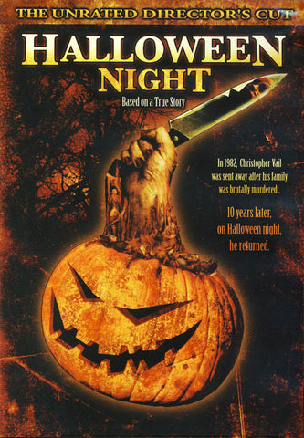 Halloween Night (The Unrated Director s Cut) DVD Movie