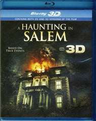 A Haunting in Salem (3D Blu-ray) (Blu-ray)