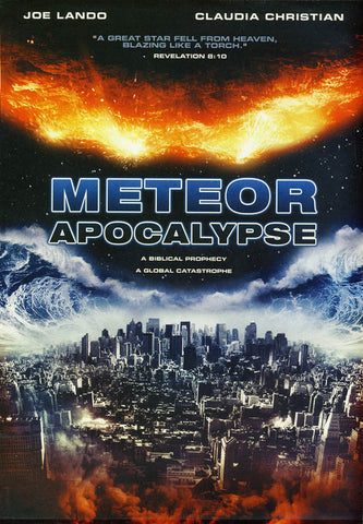 Meteor Apocalypse DVD Movie