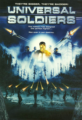 Universal Soldiers DVD Movie