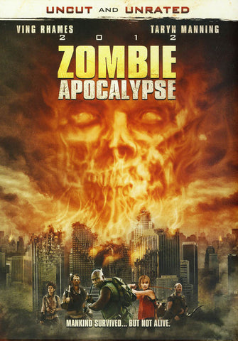 2012 - Zombie Apocalypse (Uncut and Unrated) DVD Movie