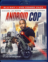 Android Cop (Blu-ray+DVD)(Blu-ray)