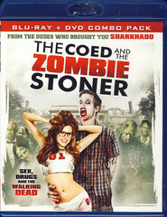 The Coed and the Zombie Stoner (Blu-ray+DVD)(Blu-ray)