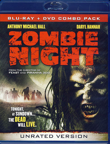 Zombie Night (Blu-ray+DVD)(Blu-ray) BLU-RAY Movie