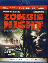 Zombie Night (Blu-ray+DVD)(Blu-ray)