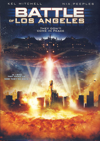 Battle of Los Angeles DVD Movie