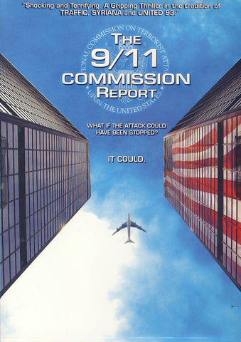 The 9/11 Commision Report DVD Movie