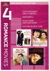 MGM Movie Collection - 4 Romance Movies
