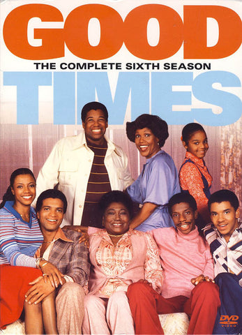 Good Times - The Complete Sixth Season (Boxset) DVD Movie