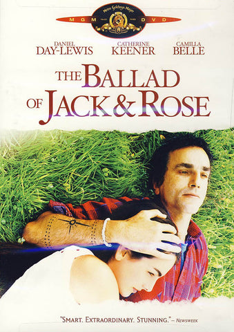 The Ballad of Jack and Rose DVD Movie