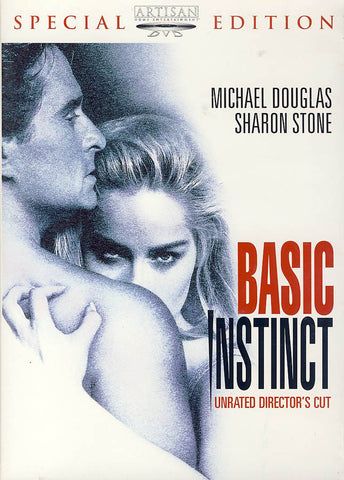 Basic Instinct (Director s Cut) (Special Edition) DVD Movie
